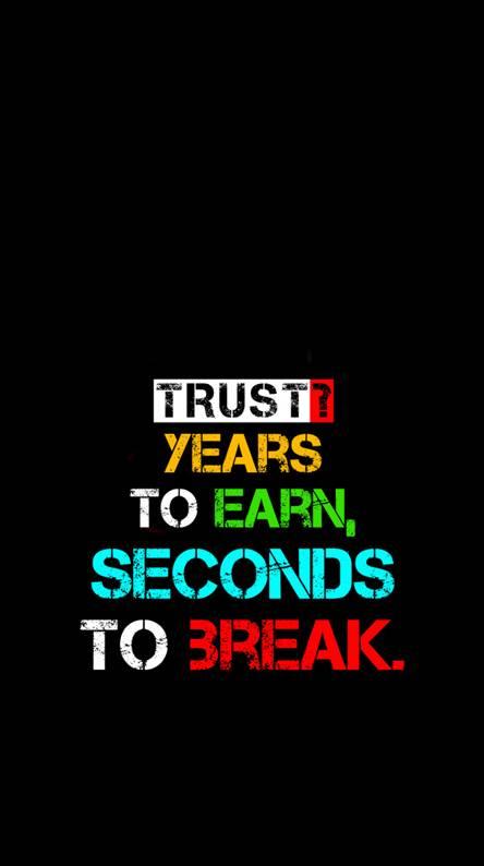 Trust Years