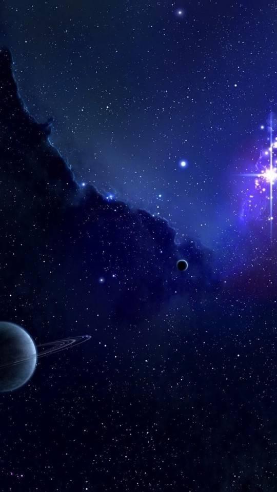 Galaxy Wallpaper V