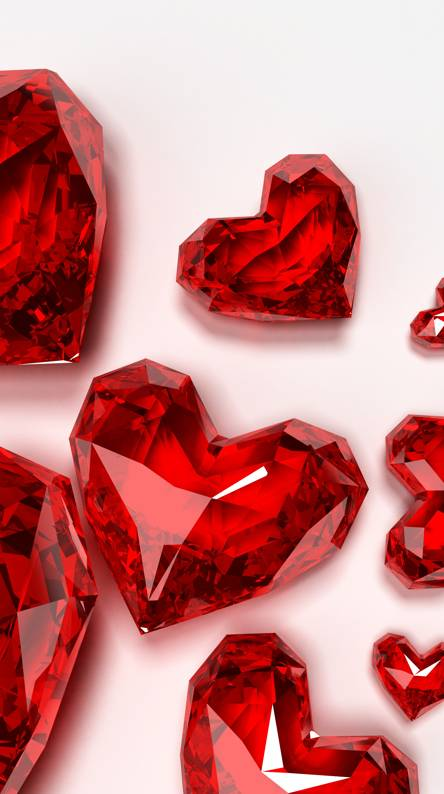 Crystal Heart Wallpapers