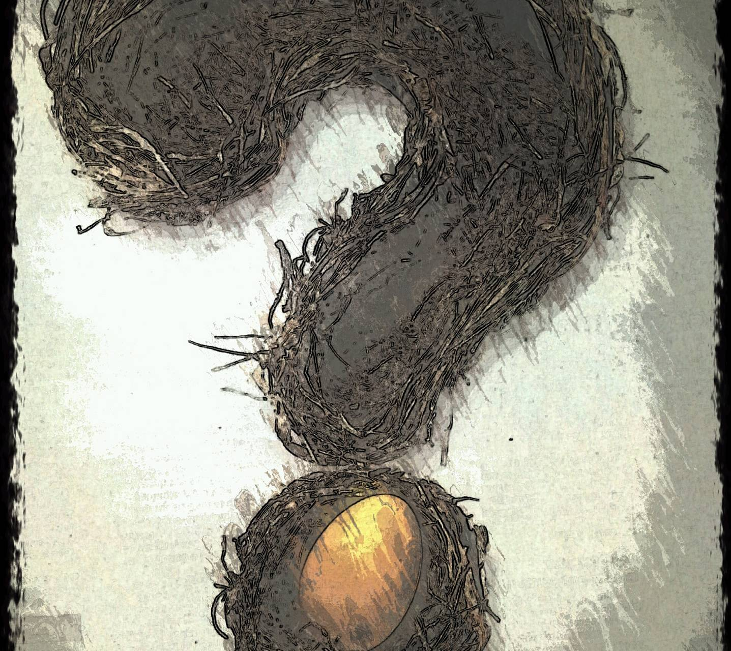 Question Egg hash