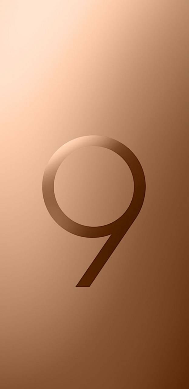 Samsung s9 gold