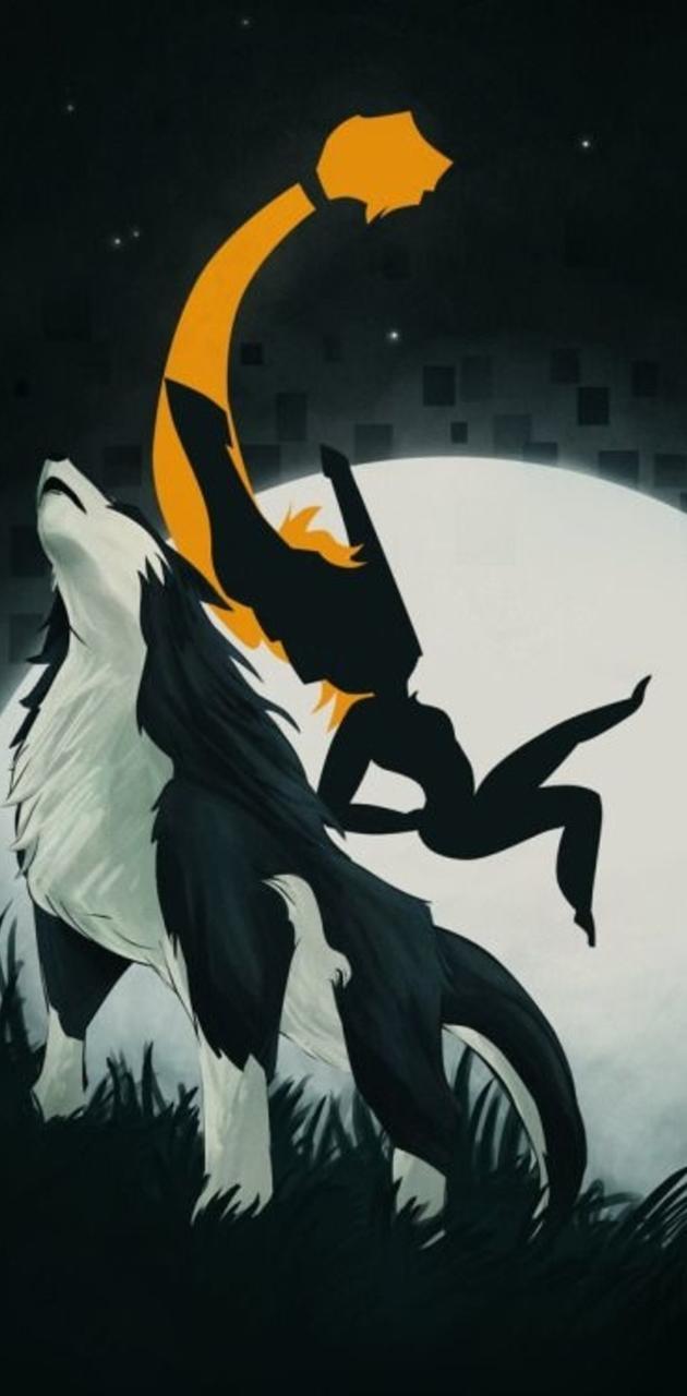 A midnight howl