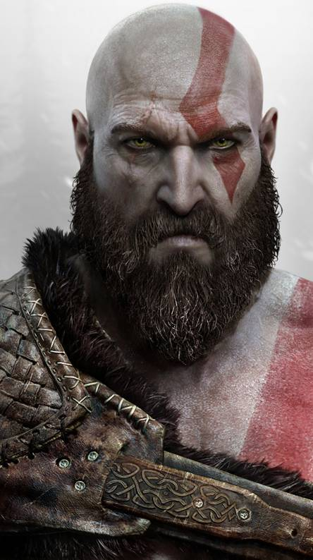 Kratos God Of War 4 Hd