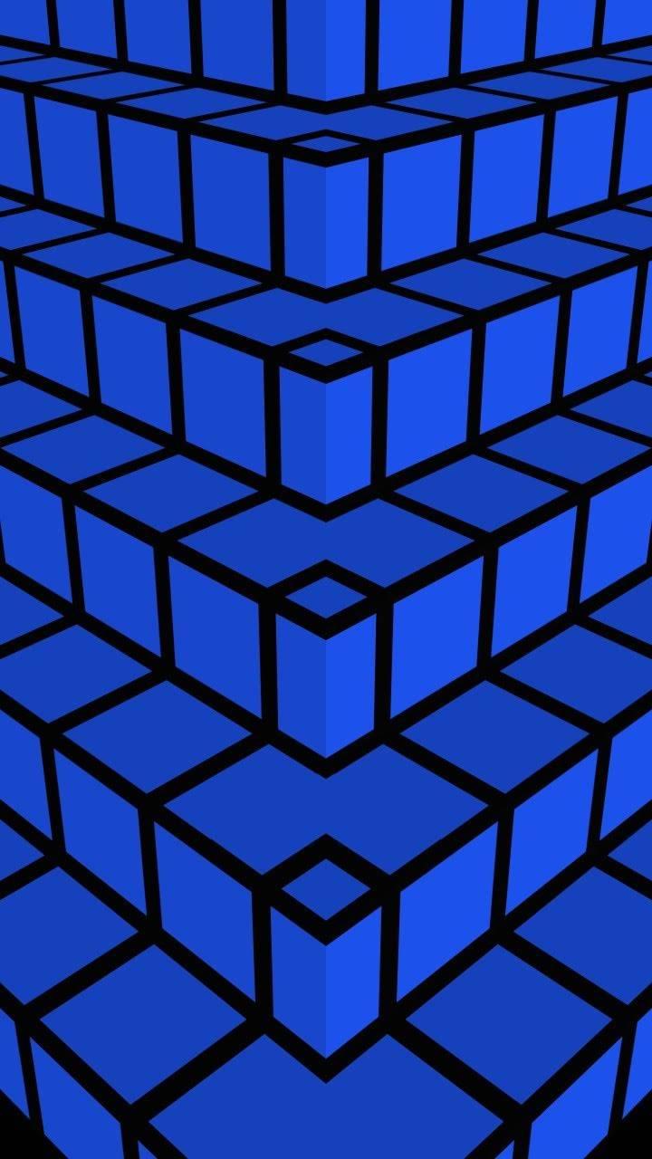 Blue-Black Steps 27