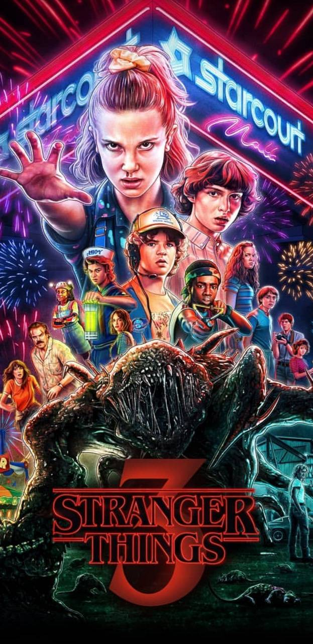 Stranger Things Wallpaper By Massdigi 45 Free On Zedge