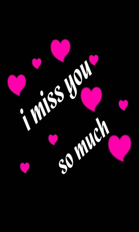 I Miss U So Much Wallpaper By Luckyman Bc Free On Zedge