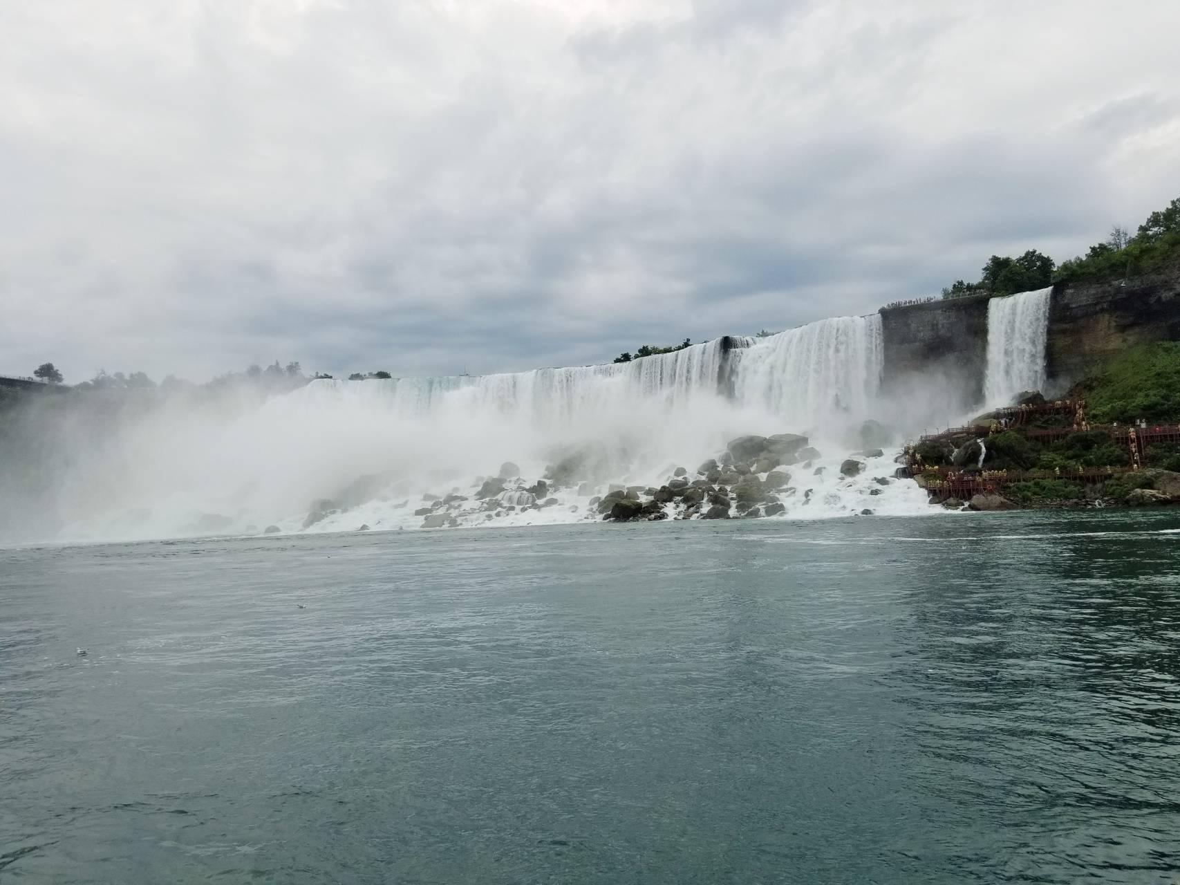 USA Falls Niagara