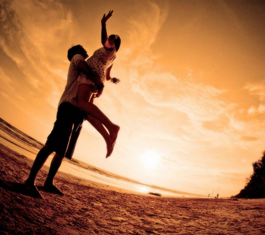 Love Couple With