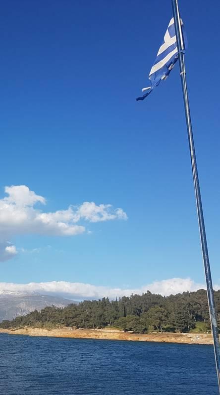 Greece galaxidi