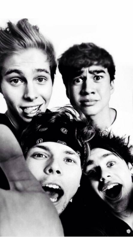5sos Ringtones and Wallpapers - Free by ZEDGE™