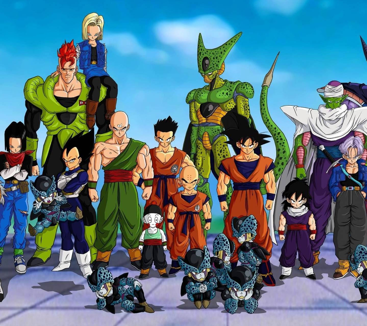 Dragon Ball-z