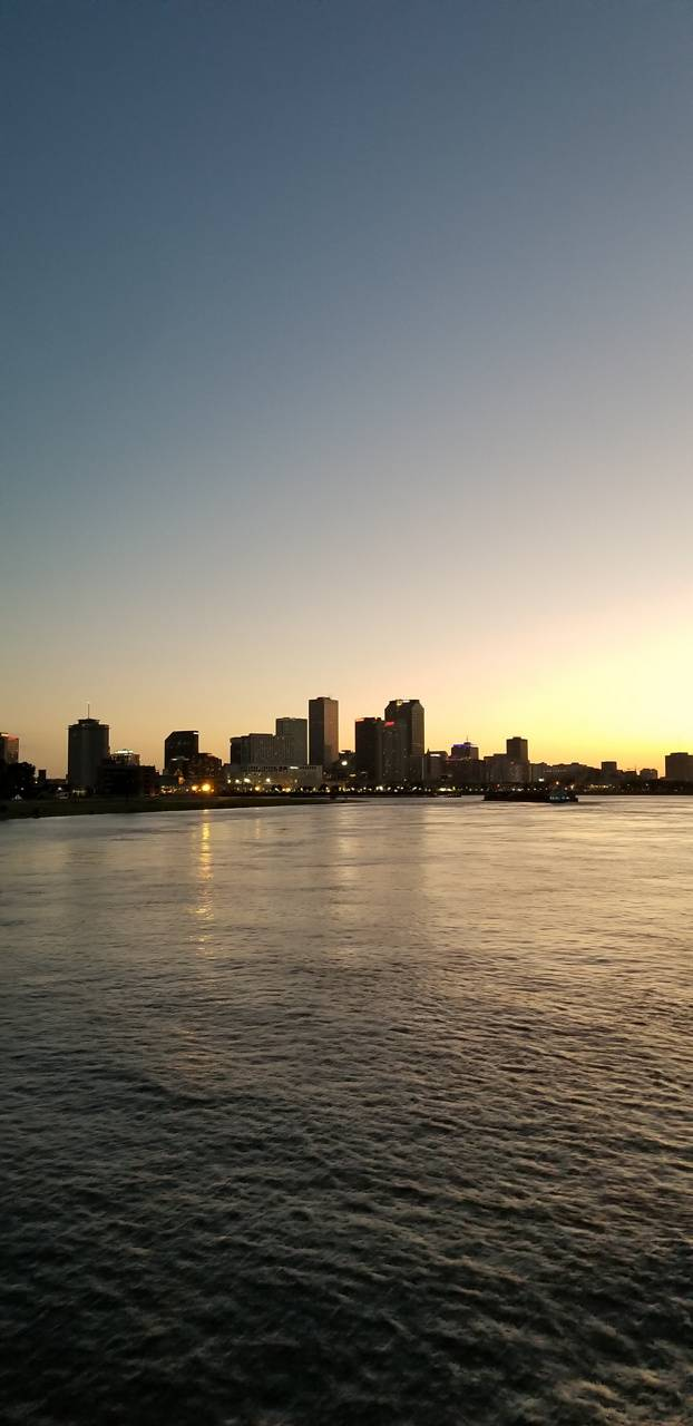 New Orleans Sunset