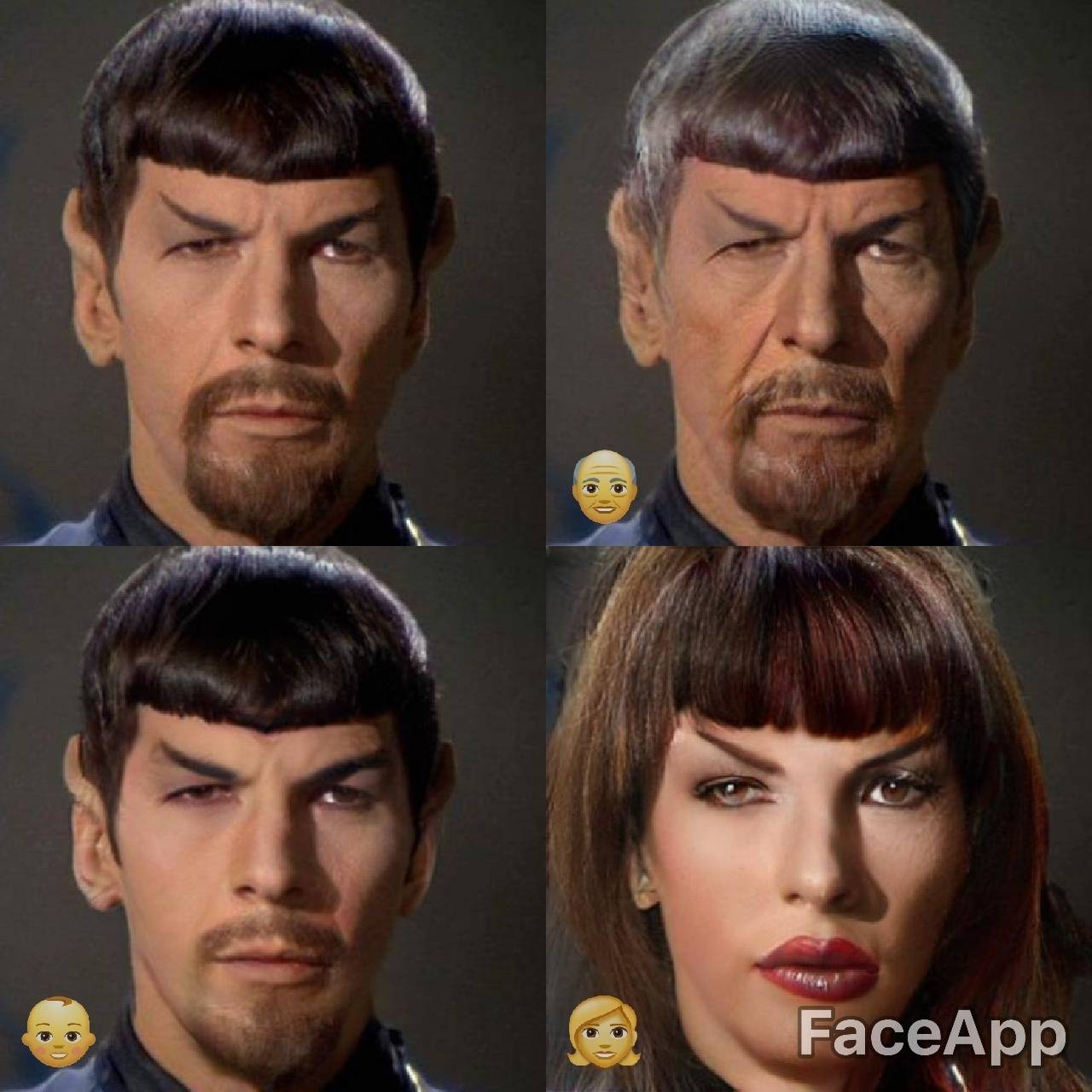 AU Spock