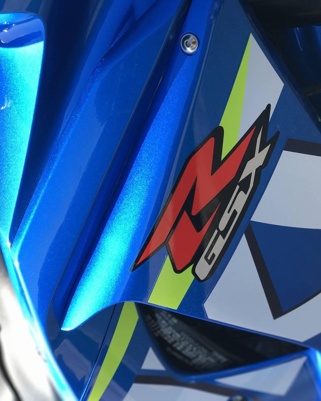 Gsxr Logo
