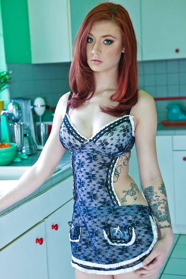 Redhead Sasha