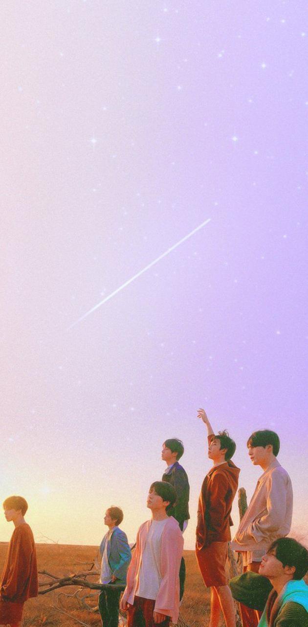 BTS Sky