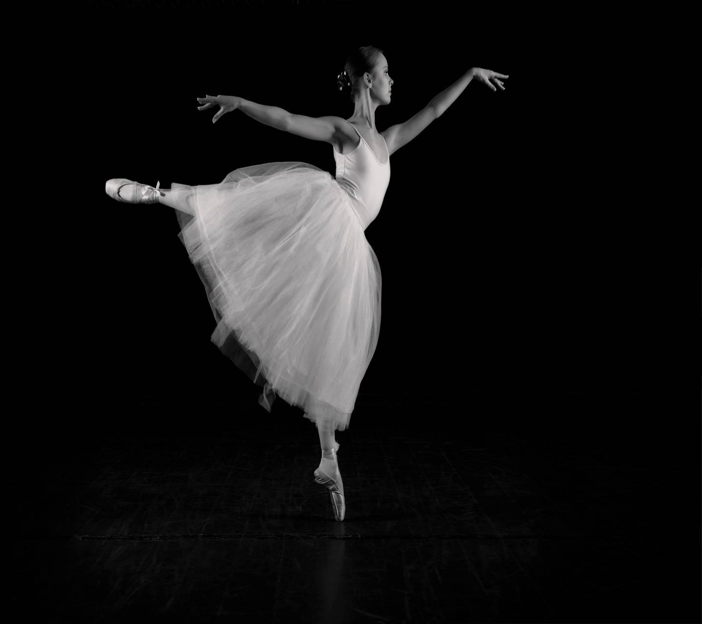 Sensual Ballerina