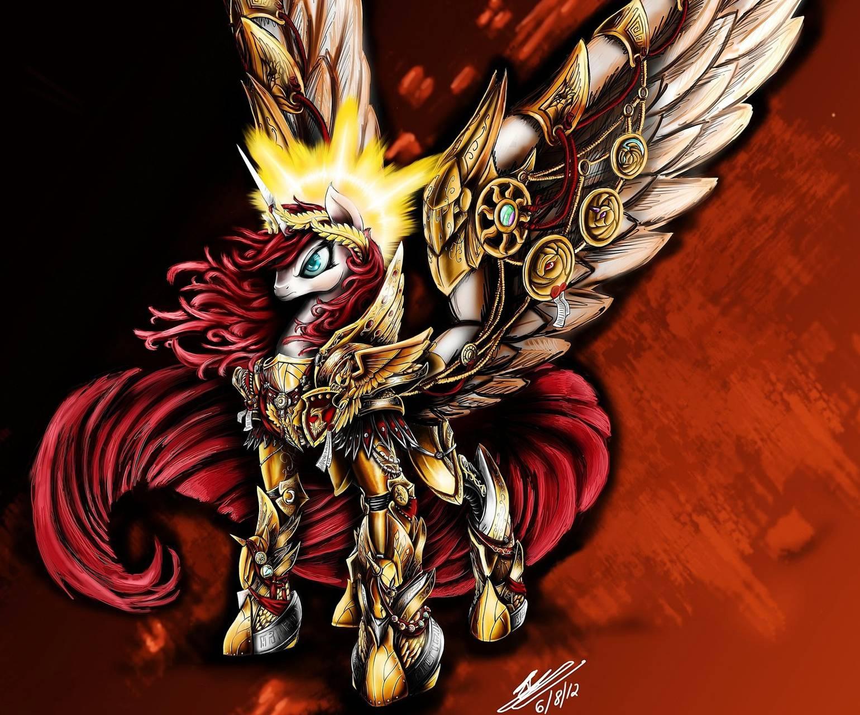 Pony God-empress