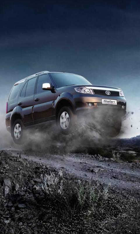 Tata Safari SUV