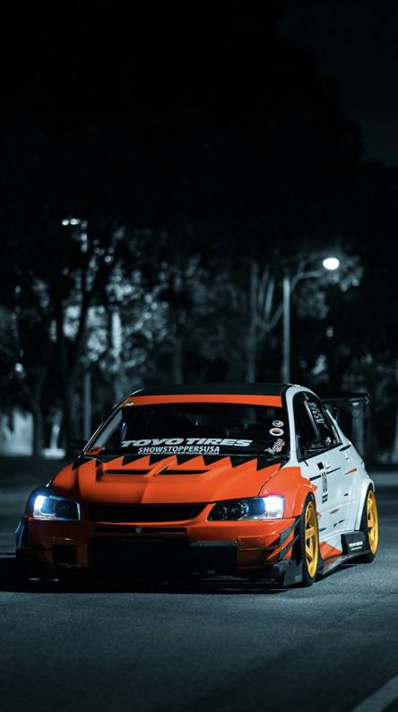 Mitsubishi Evo Wallpapers Free By Zedge