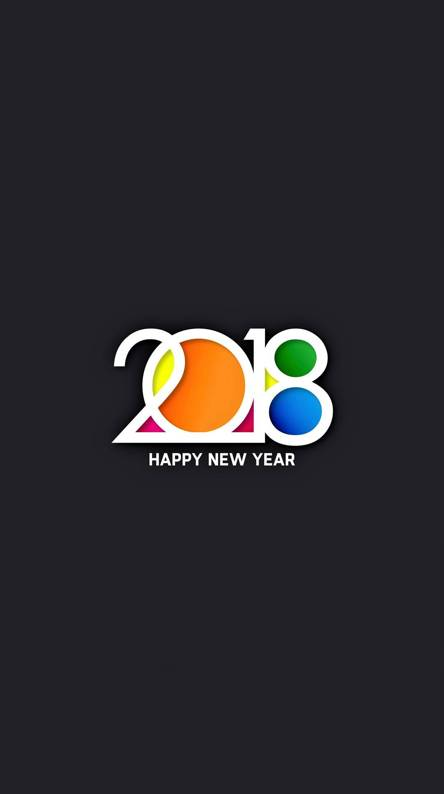 2018 happy new year