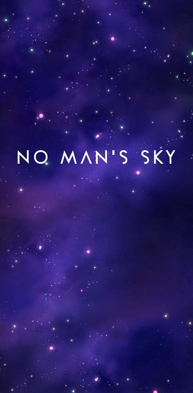 No Mans Sky Title