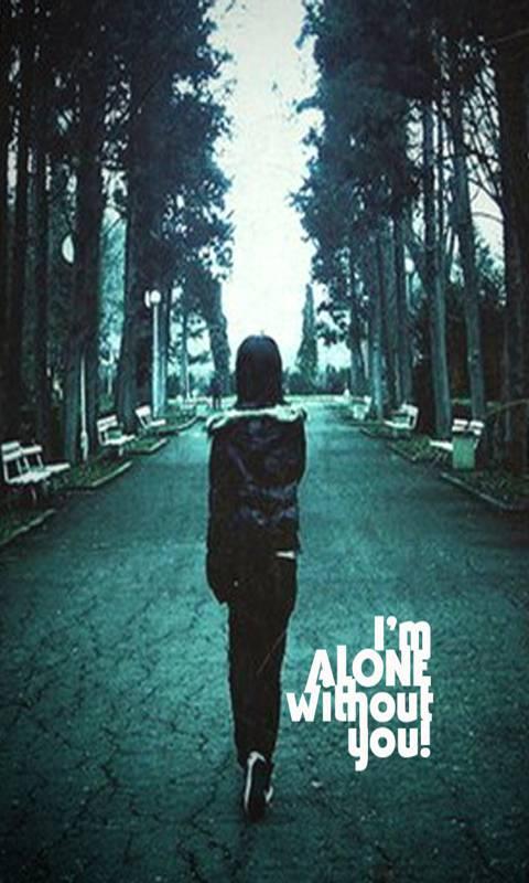 Alone without U