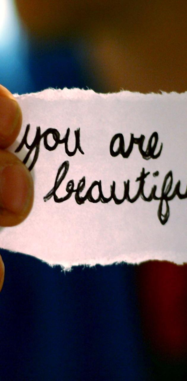 You R Beautiful