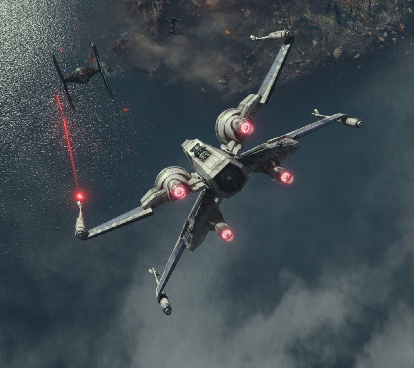 Xwing Vs Tie Fighter