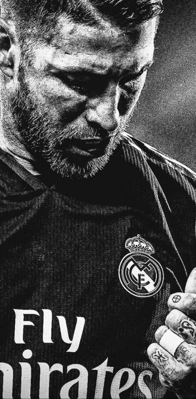 Sergio Ramos RMCF