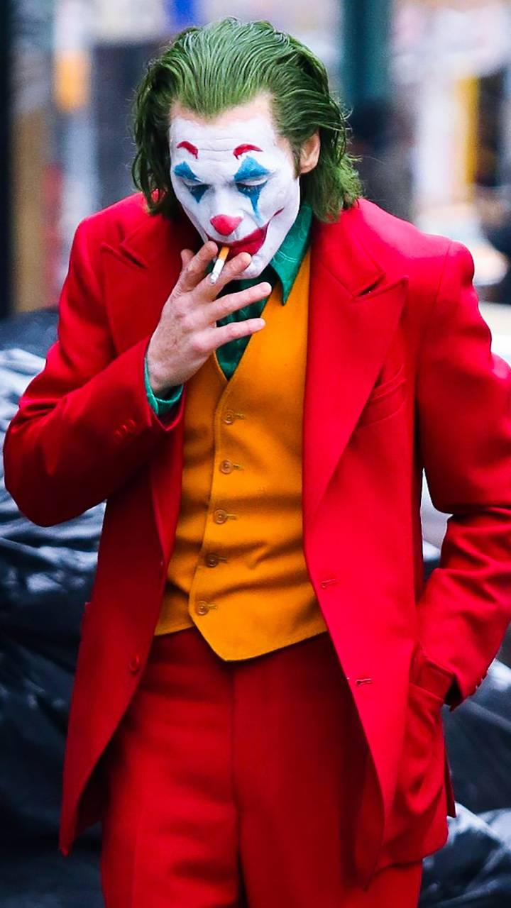Joker Smoking Wallpaper By Dekadai 65 Free On Zedge
