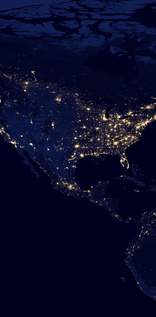 Night On Earth - Usa