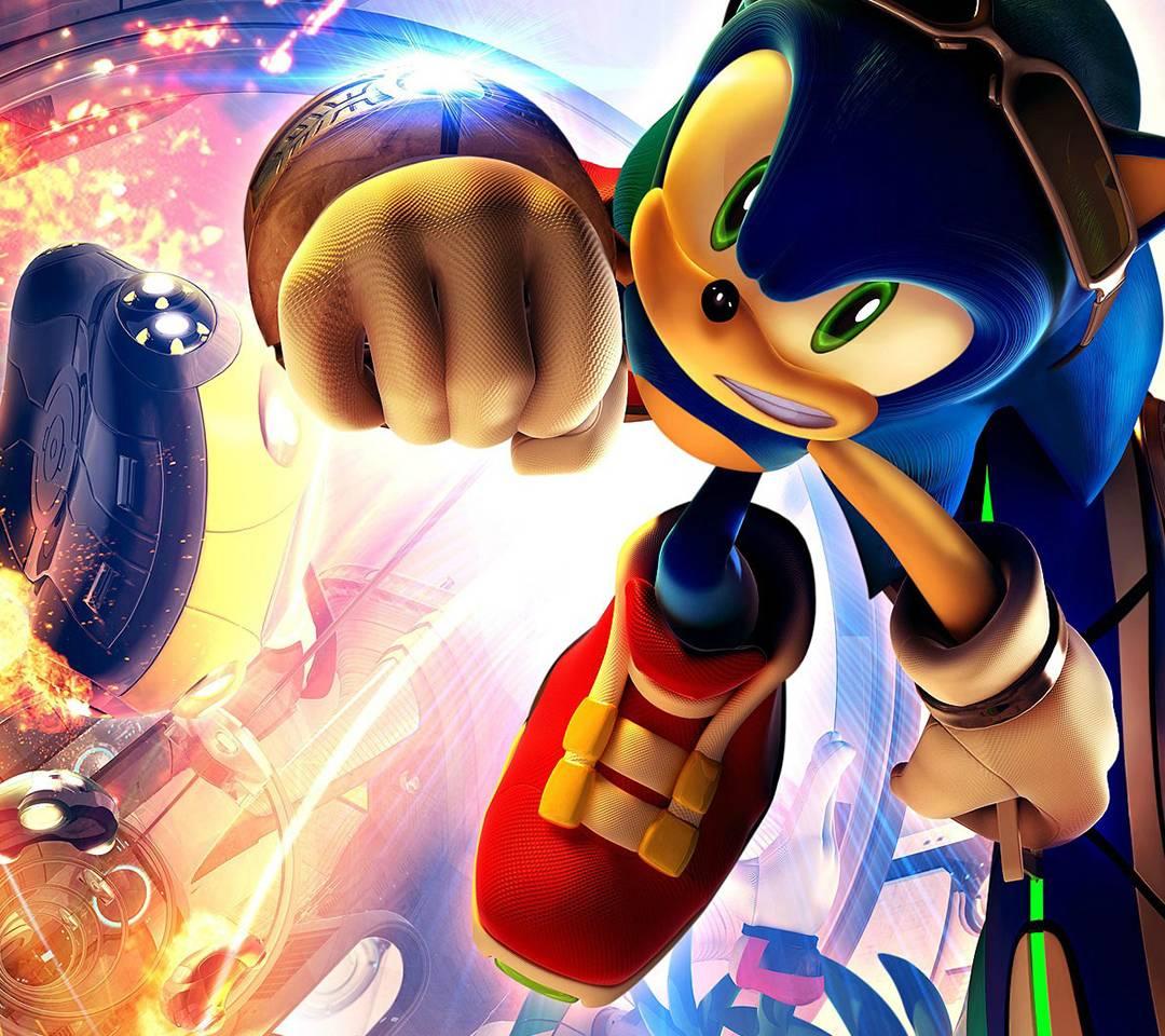 Sonic Riders Zero