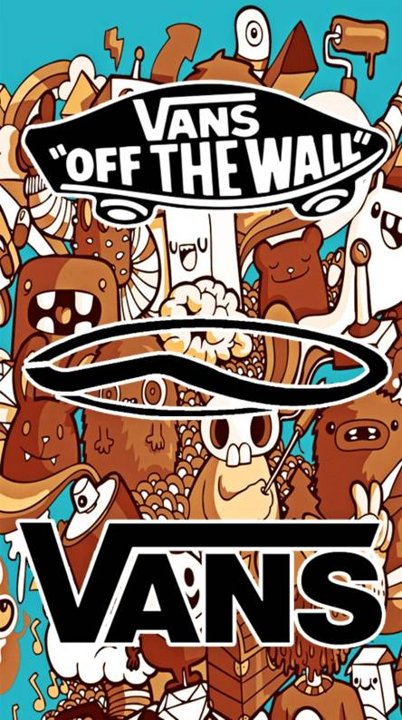 Vans Off The Wall Wallpapers Free By Zedge