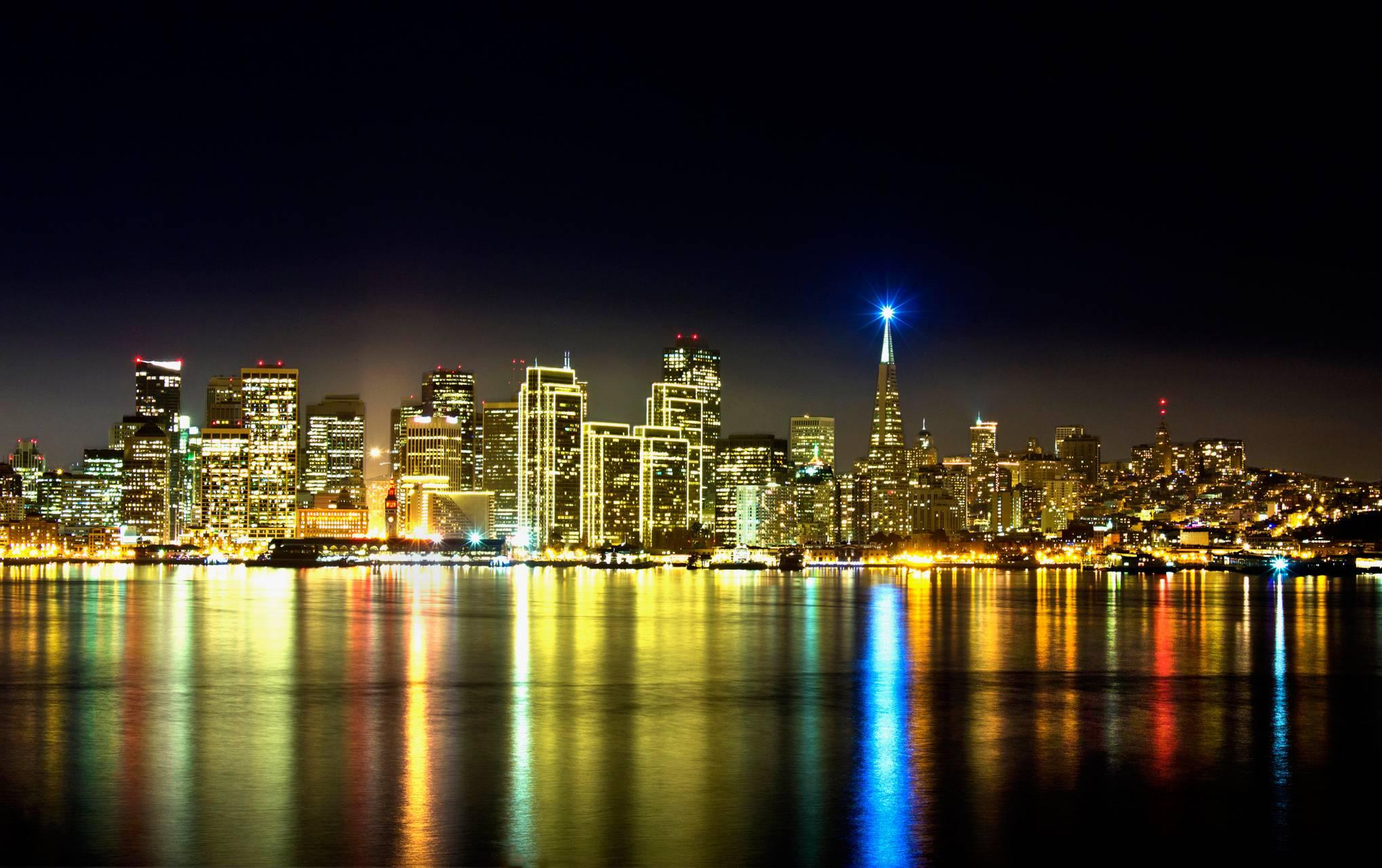 San Francisco Skylin