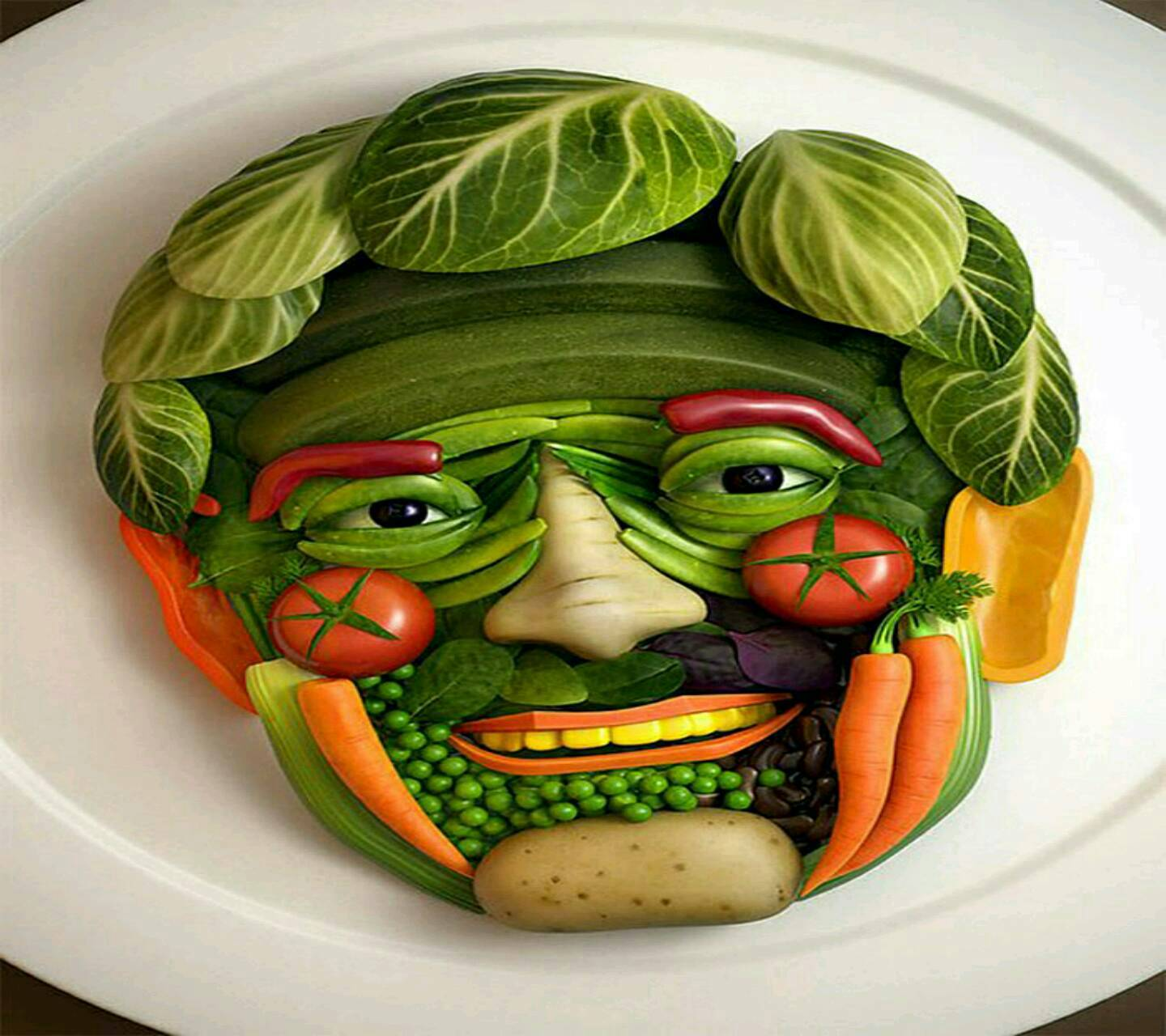 Food Art vegetable