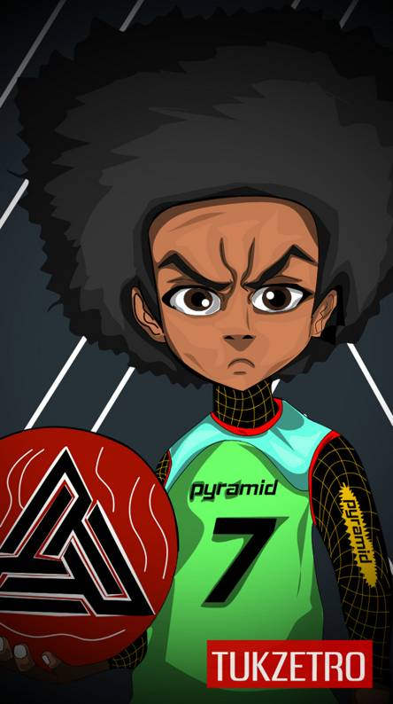 Boondocks Wallpapers Free By Zedge