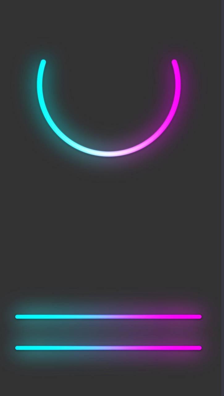 Neon Home Screen