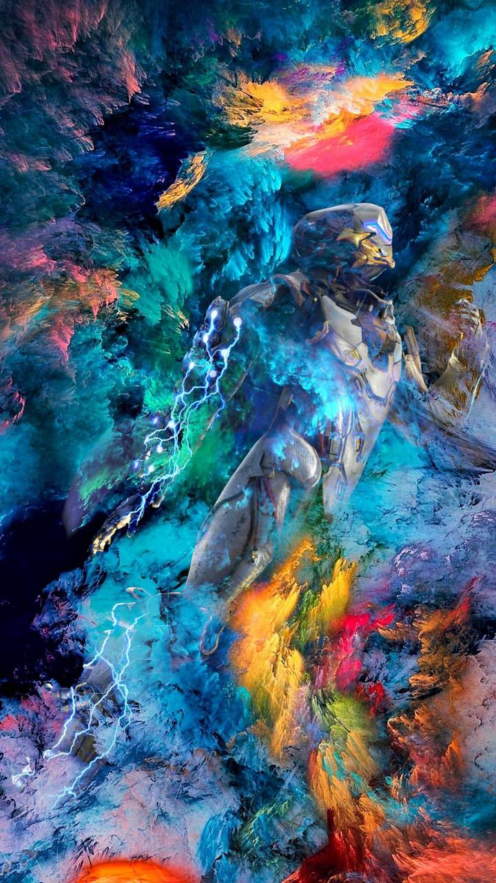 Anthem Storm Art