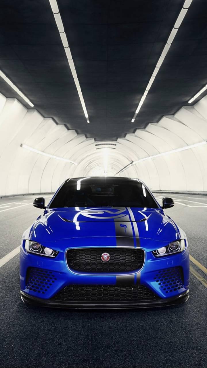 Jaguar XE SVR