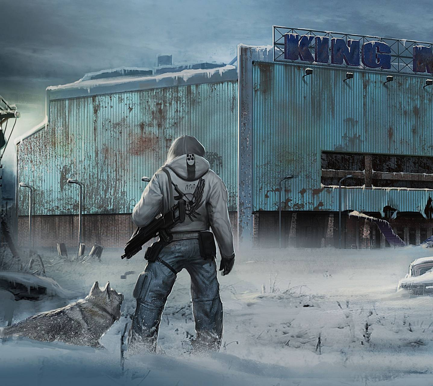The Last Of Us Hd Wallpaper By Junior Heavy E3 Free On Zedge