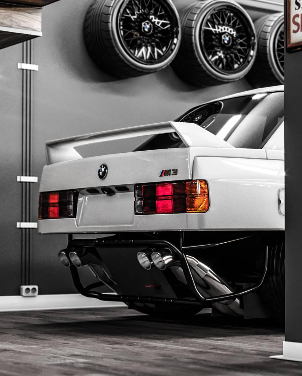 BMWe30 M3