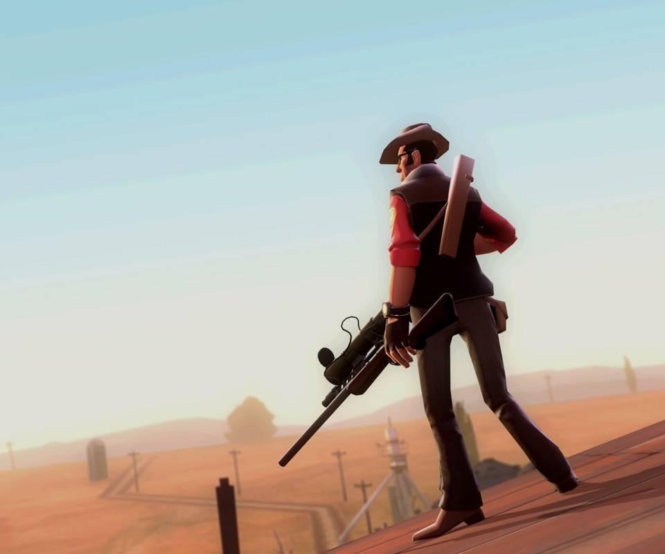 Lone Sniper