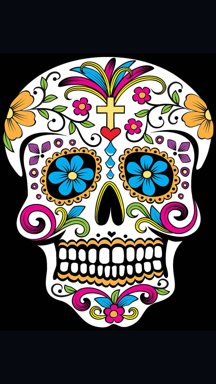 Day Of The Dead Wallpaper By Dljunkie 7c Free On Zedge