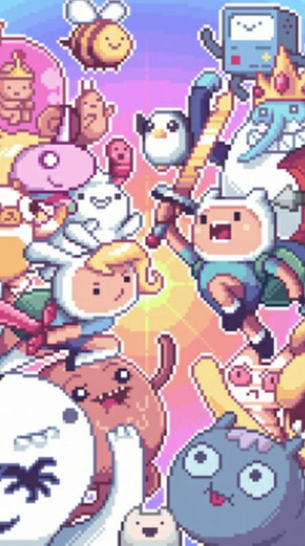 Adventure Time Pixel