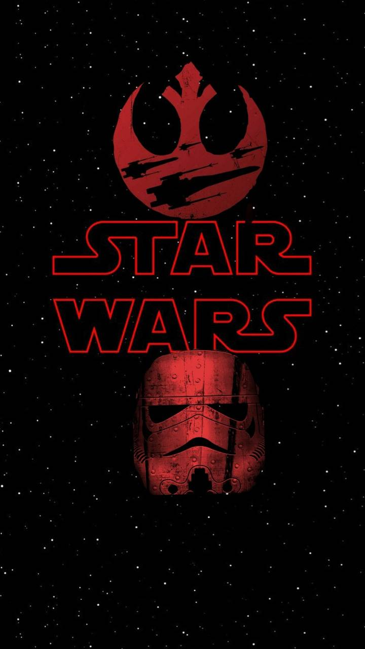 Star Wars Logo Wallpaper Iphone