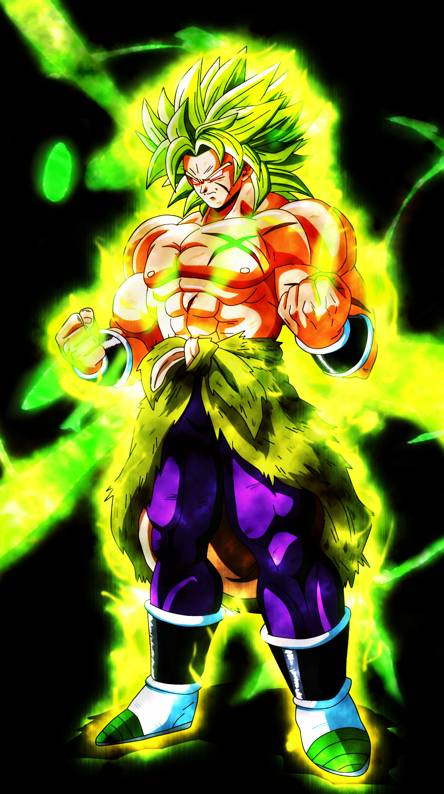 Image Dragon Ball Dragon Ball Broly Wallpaper
