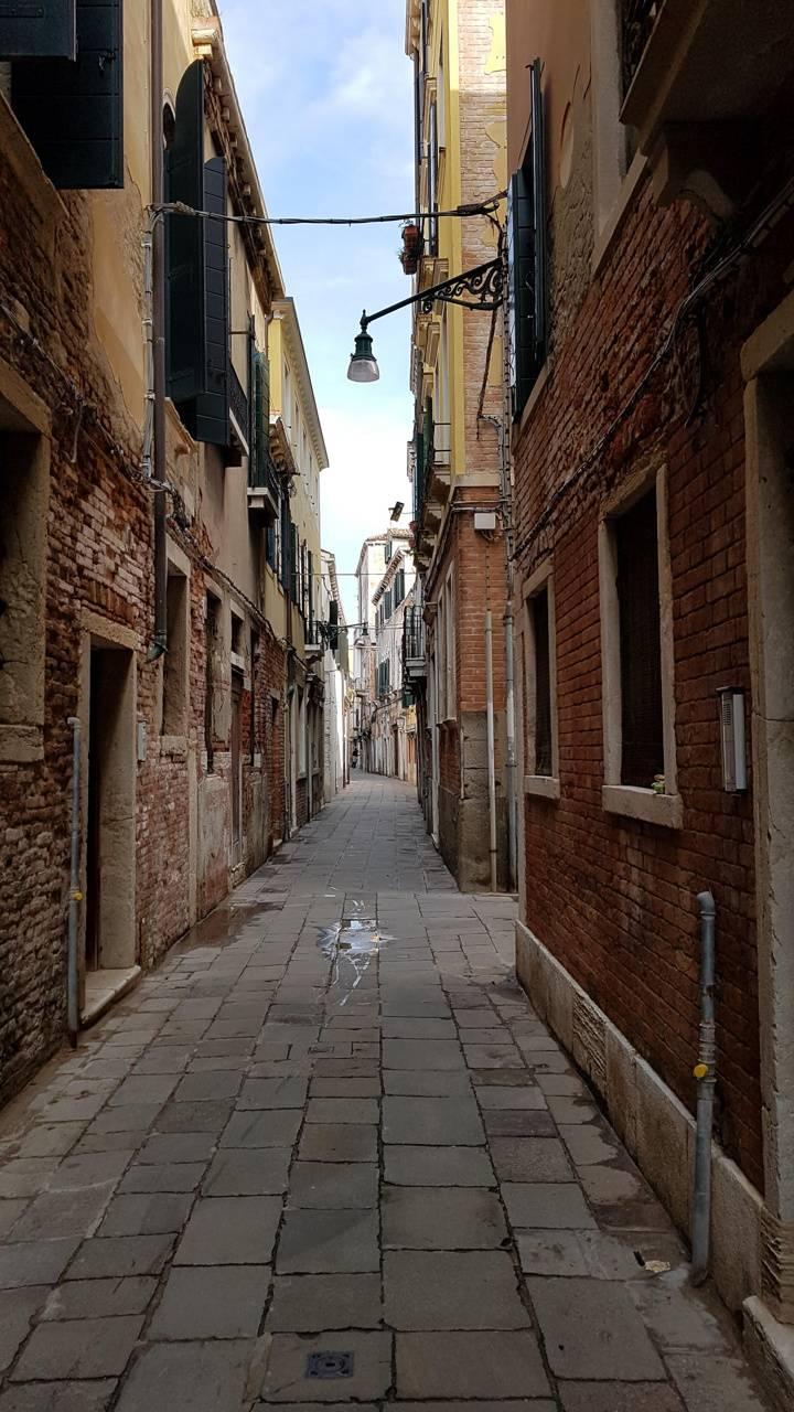 old venice street