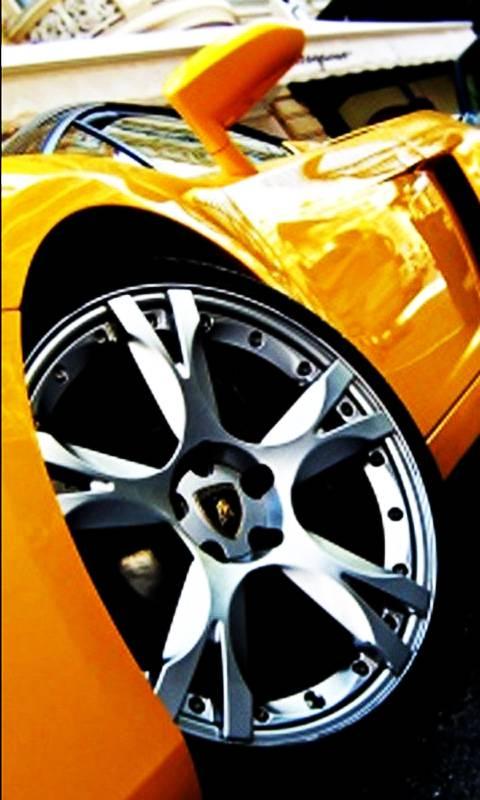 Lambo Wheel