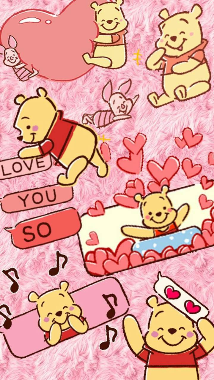 Winnie The Pooh Wallpaper By Bribri Real Bd Free On Zedge
